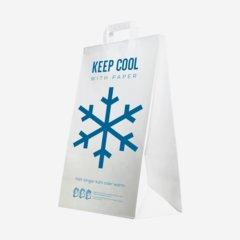 """Kühltragetasche """"KEEP COOL"""" Papier 450/320/160"""
