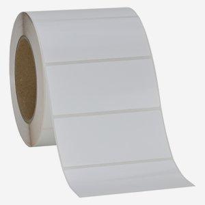 Etikette 99x45mm, weiß