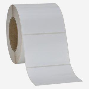 Etikette 70x100mm, weiß