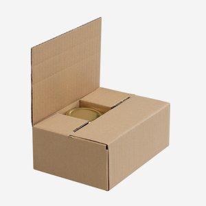 Verpackungskarton für  6 x DRE-263