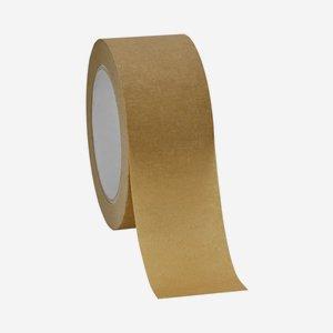 Klebeband aus Papier, 50mm breit, 50 Lfm