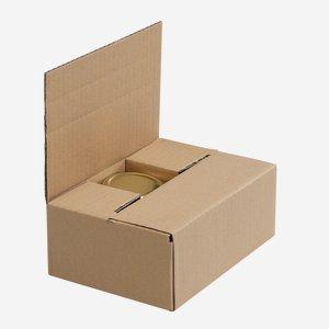 Verpackungskarton für 6x Zyl-167, Zyl-125, Fac-154