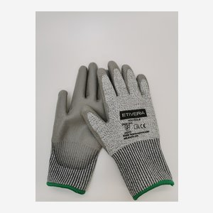 Schnittschutzhandschuh mit Beschichtung, Größe 8