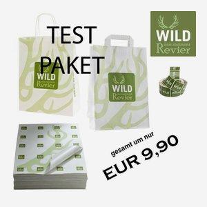 """Testpaket """"Wild aus meinem Revier"""""""