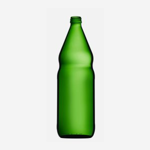 Ölflasche 1000ml, Grünglas, Mdg.: MCA28