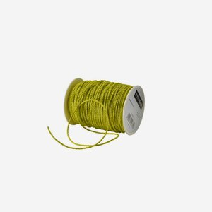 Bastkordel, 3 mm, grün