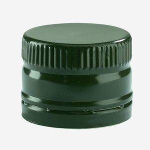 Anrollverschluss deep ø31,5 x H24mm, grün