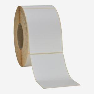 Etikette 100x150mm, weiß, Thermodirekt