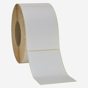 Etikette 99x147mm, weiß