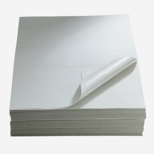 Folienwickelpapier Unbedruckt 1/8 Bogen, 250 x 370