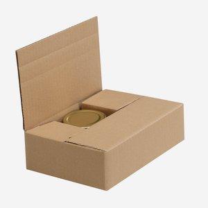Karton für 6x Fac-106, Sec-106   L231 x B157 x H60