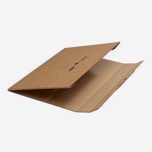 Verpackungskarton für Tafeln, L450 x B310 x H3mm