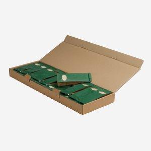 Versandkarton für 20 Blockbodenbeutel A040-80
