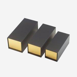 Opal Faltkarton, L202 x B76 x H76 mm (Innenmaße)