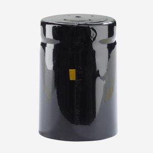 Schrumpfhülse ø32,8 x H50mm, schwarz glänzend