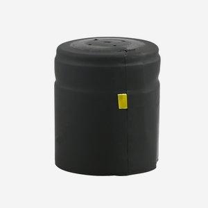 Schrumpfhülse ø37x H40 mm, schwarz matt