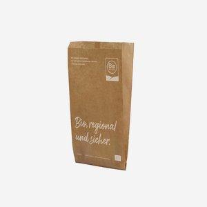 """Seitenfaltensack 1,5 kg, """"Bio Austria"""""""