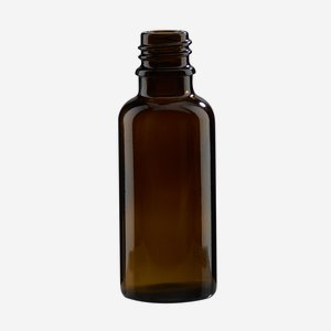 Tropfflaschen aus Braunglas, 30ml, Mdg.: gl-18