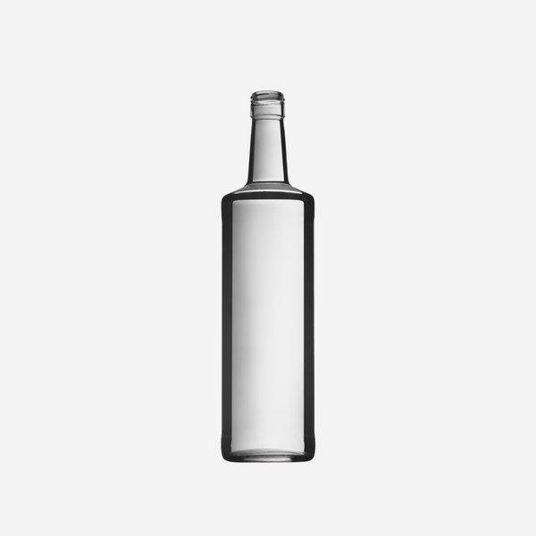 Concord 1000ml, Weißglas, Mdg.: PP31,5 DEEP