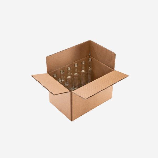 Flaschenkarton für 24xLON-330 L360 x B240 x H229mm