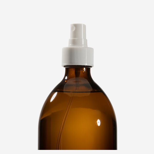 Medizinflasche aus Braunglas, 500ml, Mdg.: PP-28