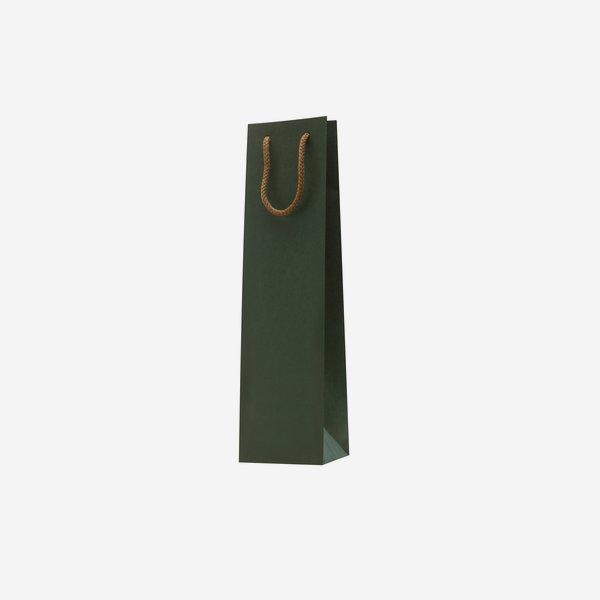Flaschentragetasche, grün, 100/90/380
