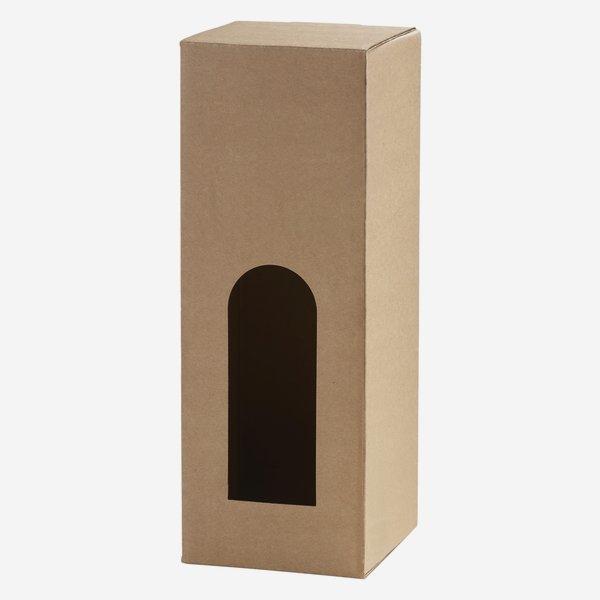 Geschenkkarton Lyrik, 1 x 0,5l VIVA Flasche unbed.