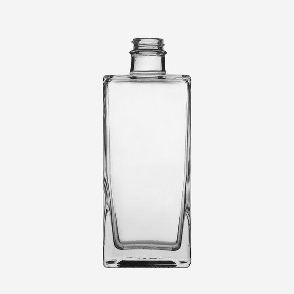 Taurus Flasche 500 ml, Weißglas, Mdg.: GPI 28